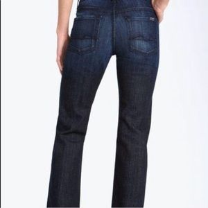 size 26 7FAMK flared bootcut jeans! nwot🤩